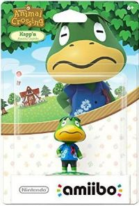 Фигурка Nintendo Amiibo -  Kapp'n (Animal Crossing Series)