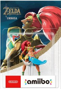 Фигурка Nintendo Amiibo The Legend of Zelda: Breath of the Wild - Urbosa