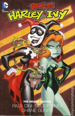 Batman: Harley and Ivy HC (Deluxe Edition)