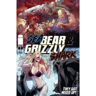 Sea Bear and Grizzly Shark (one-shot)