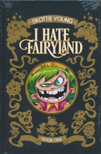 I Hate Fairyland HC Vol.1 (Deluxe Edition) DCBS Exclusive Cover