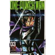 One-Punch Man. Vol.3