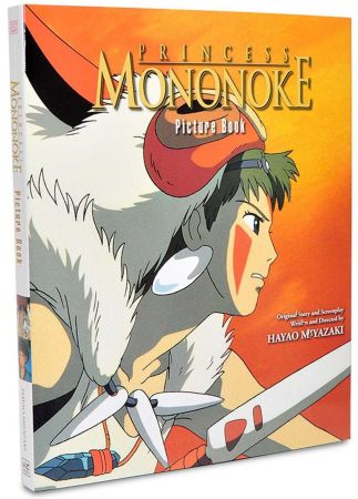 Princess Mononoke Picture Book HC