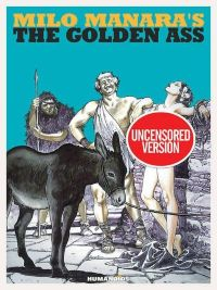 Milo Manara's The Golden Ass (Oversized Deluxe Edition 18+)