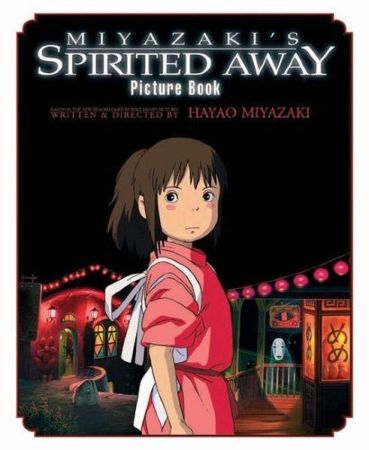 Spirited Away Picture Book HC
