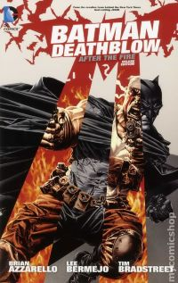Batman/Deathblow: After the Fire HC (Deluxe Edition)