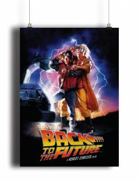 Постер Back To The Future (pm047)