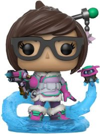 Фигурка Funko Pop! Games: Overwatch - Mei Snowball Colour (Exclusive)