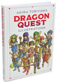 Dragon Quest Illustrations: 30th Anniversary Edition HC