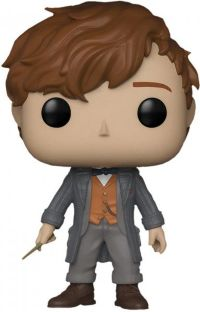 Фигурка Funko Pop! Movies: Fantastic Beasts And Where To Find Them 2  - Newt Scamander