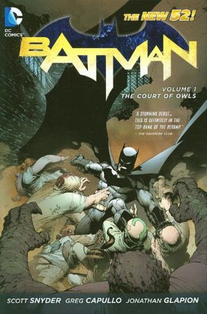 Batman vol.1 HC