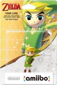 Фигурка Nintendo Amiibo - The Legend of Zelda: The Wind Waker - Link