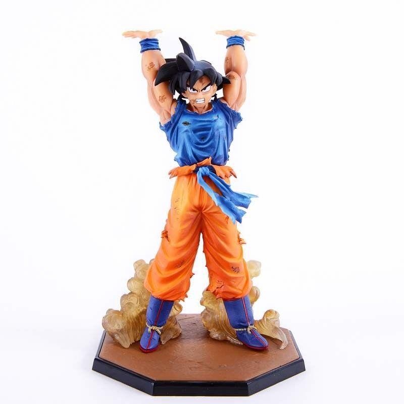 Фигурка Dragon Ball Z Son Goku Spirit Bomb Version купить ...