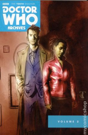 Doctor Who Archives. The 10th Doctor TPB Vol.2