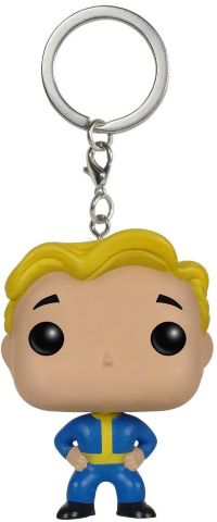 Брелок Pocket POP! Fallout - Vault Boy Figure