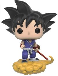 Фигурка Funko Pop! Animation: Dragonball Z - Goku & Nimbus