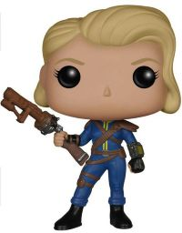 Фигурка Funko Pop! Games: Fallout - Lone Wanderer (Female)