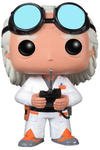Фигурка Funko Pop! Movies: Back To The Future - Dr. Emmett Brown