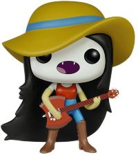 Фигурка Funko Pop! TV: Adventure Time - Marceline With Guitar