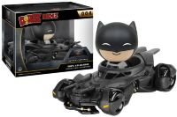 Funko Dorbz Ridez: Batman vs Superman - Batmobile