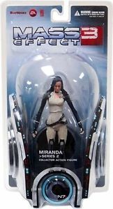 Фигурка Big Fish Toys Mass Effect 3: Series 2: Miranda