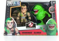 Статуэтки Ghostbusters Venkman and Slimer 2-Pack