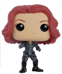 Фигурка Funko Pop! Marvel: Captain America 3 - Black Widow